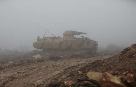 """""""قوات شعبية"""" جديدة تستعد لدخول عفرين رغم التحذير التركي"""
