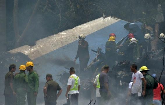 حداد وطني في كوبا بعد مقتل 107 اشخاص في تحطم طائرة