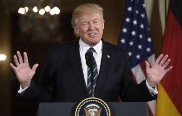 ترامب: على أعضاء الناتو تسديد كلفة الدفاع