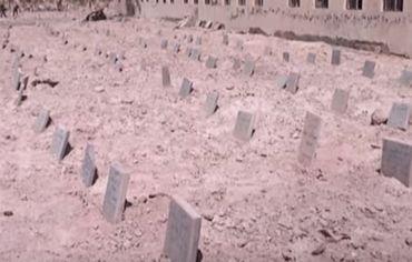"""كشف مقبرة جماعية لأطفال أعدمهم """"داعش"""" في جنوب الموصل"""