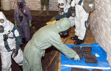 صحيفة أمريكية تكشف حقائق عن الهجوم الكيميائي في أدلب