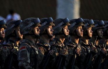 الصين تحشد المزيد من القوات على حدودها مع كوريا الشمالية