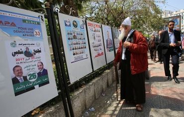 نسبة تصويت مخزية في الانتخابات الجزائرية