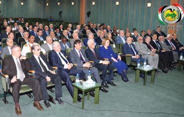 مجلس قومي لحزب البعث العربي الاشتراكي محل القيادة القومية للحزب