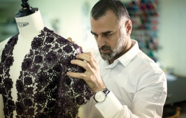 مصمم الأزياء العالمي جورج حبيقة: أضع جزءاً من قلبي وروحي في كلّ مجموعة أصمّمها