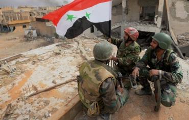 الجيش السوري يكبد داعش خسائر في حمص وفي ريف حلب الشرقي