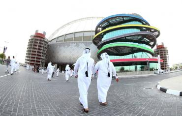 الأزمة الدبلوماسية مع قطر قد تنعكس على كأس العالم 2022
