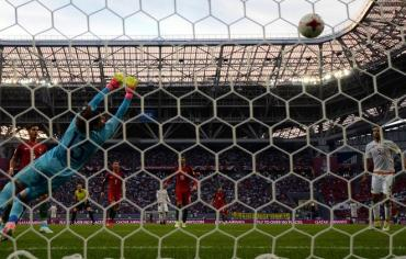 كأس القارات 2017 ..التعادل في مباراة البرتغال والمكسيك