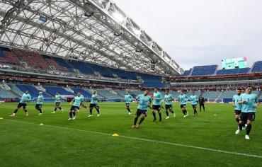 """كأس القارات 2017.. """"رديف"""" ألمانيا يصطدم بطموحات """"الكنغر الأسترالي"""""""