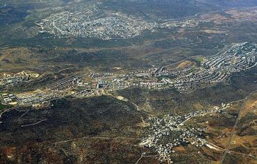 الكيان الصهيوني يبني مستوطنة جديدة في تحد لعملية السلام