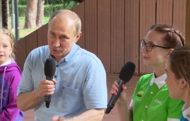 بوتين يزور القرم وكييف تحتج