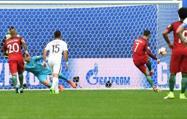 كأس القارات 2017: البرتغال والمكسيك الى نصف النهائي وخروج روسيا