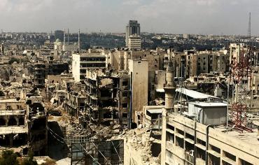 أرمنية تؤلف كتابا حول آلام الحرب في حلب