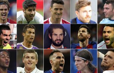 ريال مدريد يتزعم أندية العالم بتواجد 19 لاعبا في قائمة أفضل 500 لاعب