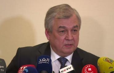 لافرينتييف: مفاوضات أستانا-5 بشأن الهدنة في سوريا مبشّرة