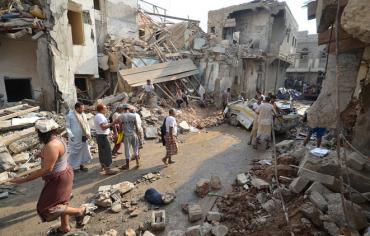 الامم المتحدة تحمل التحالف العربي مسؤولية غارة جوية اودت بحياة 20 يمنياً