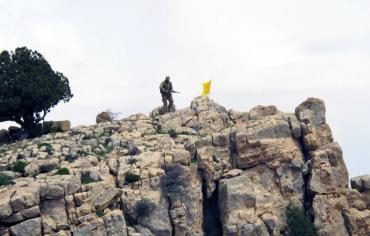 حزب الله والجيش السوري يحققان تقدما ضد الإرهابيين في الحدود اللبنانية