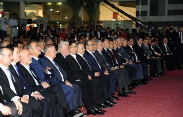 معرض دمشق الدولي يعيد نبض الحياة لدمشق