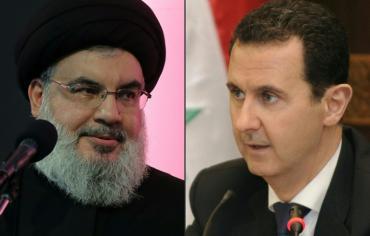 """نصر الله: ذهبت إلى دمشق وطلبت من الأسد نقل عناصر """"داعش"""""""