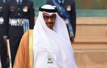 محمد بن زايد رئيساً للمجلس التنفيذي لإمارة أبو ظبي