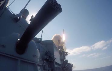 وول ستريت: صواريخ منطلقة من البحر المتوسط تهاجم أمريكا