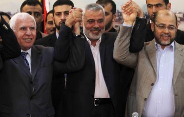 حماس تعلن حل اللجنة الإدارية في قطاع غزة والموافقة على إجراء الانتخابات