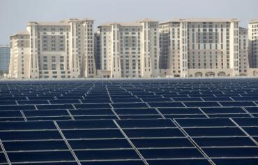 مرحلة رابعة في مشروع دبي للطاقة الشمسية ب3,8 مليارات دولار