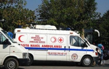 انفجار في مدينة إزمير التركية يعقبه إشتباكات مسلحة في محكمة المدينة