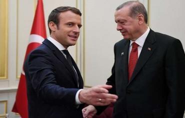 خطة تركية فرنسية مشتركة للرد على استفتاء كردستان