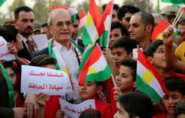"""كركوك أو """"قدس كردستان"""" مع الاستفتاء لكن ليس جيرانها"""