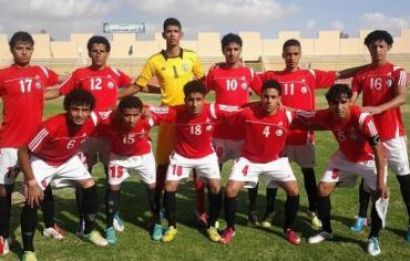 المنتخب اليمني للناشئين يتأهل لنهائيات كأس آسيا بفوزه على بنجلاديش