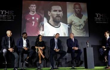 """الكشف عن القائمة المختصرة للمرشحين لأفضل لاعب في العالم """"The Best"""""""