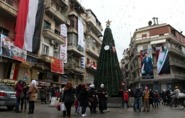 نواب فرنسيين يزورون حلب الجمعة بمناسبة عيد الميلاد لدى الطائفة الأرمنية
