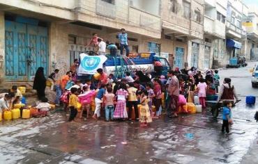 وباء الكوليرا في اليمن هو الأسوأ في التاريخ
