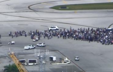 مقتل 5 أشخاص وإصابة 8 في إطلاق نار بمطار فورت لودرديل بفلوريدا