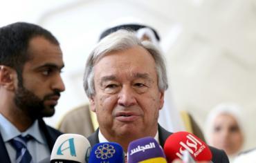 الامم المتحدة تدرج التحالف العربي بقيادة الرياض في اليمن على لائحتها السوداء