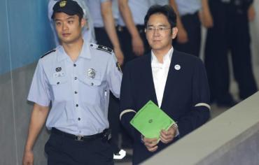 النيابة العامة في سيول تطلب تشديد العقوبة بحق وريث مجموعة سامسونغ