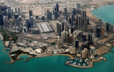 تجميد أرصدة احد افراد الاسرة الحاكمة في قطر على خلفية ازمة الخليج