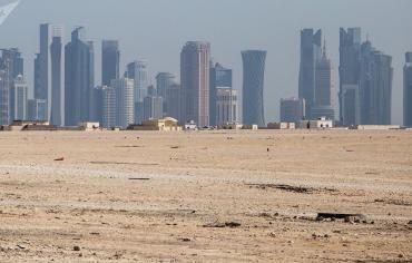فيتش: انحسار مخاطر السيولة البنكية في قطر