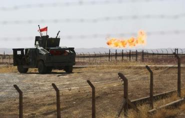 القوات العراقية تستعيد معظم الحقول النفطية في محافظة كركوك
