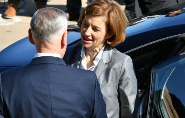 مباحثات فرنسية اميركية في واشنطن حول سوريا وايران والساحل