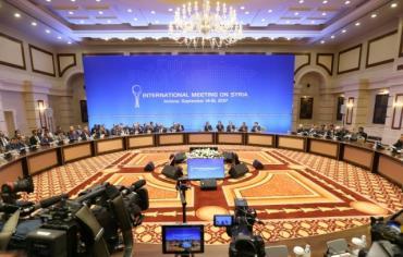 جولة محادثات جديدة حول سوريا في استانا يومي 30 و31 تشرين الاول/اكتوبر