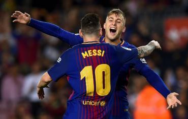 بطولة اسبانيا: فوز متوقع لبرشلونة المتصدر على ملقة