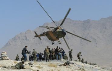 طالبان تمارس عرضا للقوة ضد ترامب في افغانستان