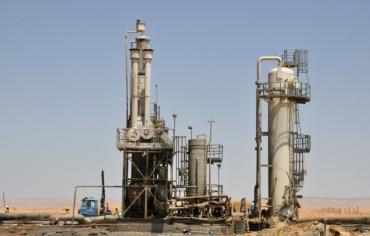 قوات سوريا الديموقراطية تعلن سيطرتها على أحد أكبر حقول النفط في سوريا