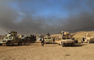 """القوات العراقية تعثر على 4 إيزيديات اختطفهن """"داعش"""" بالموصل"""