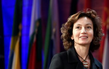 تثبيت تعيين الفرنسية اودري ازولاي مديرة عامة لليونسكو