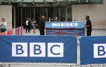 """بالصور...فضيحة من داخل """"بي بي سي"""""""