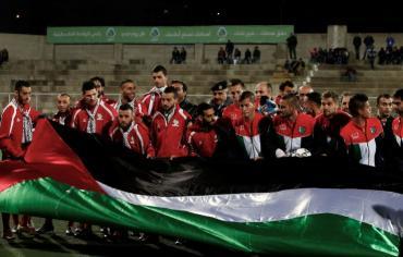 تصنيف فيفا: المنتخب الفلسطيني في أفضل مركز له تاريخيا