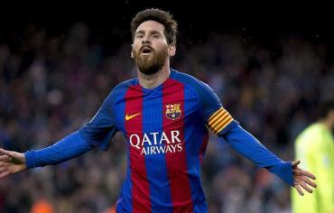 ميسي يجدد عقده مع برشلونة بشرط جزائي 700 مليون يورو